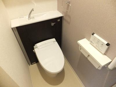 【トイレ】フラワーガーデン