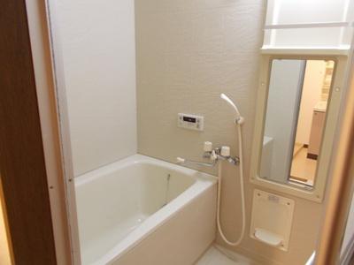 【浴室】カサ・ヴィアーレ