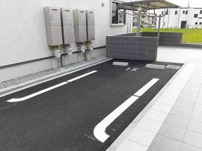【駐車場】ファイン コルソⅧ B