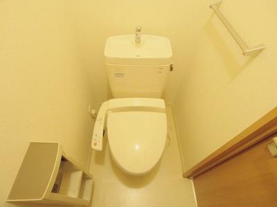 【トイレ】アルカサル A棟