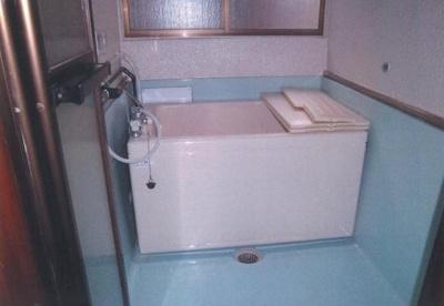 【浴室】神宮ハイム