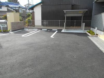 【駐車場】アノン
