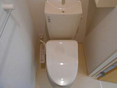 【トイレ】アノン