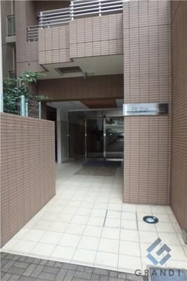 【エントランス】レジディア谷町