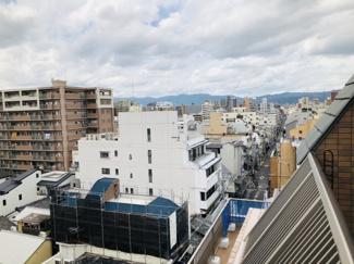 【展望】プレサンス京都四条烏丸