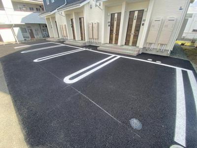 【駐車場】【新築】サンシャイン上田