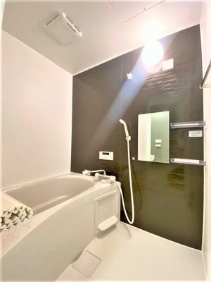 【浴室】【新築】サンシャイン上田