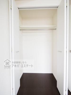 【収納】レジディア大島