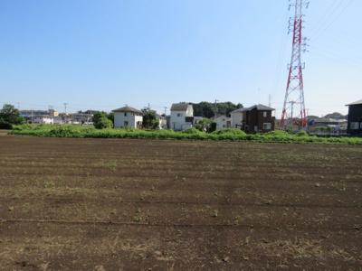 【展望】坂戸市石井売地