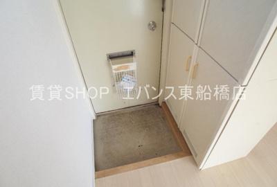 【玄関】TKコーポラス