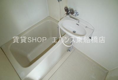 【浴室】TKコーポラス
