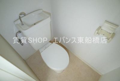 【トイレ】TKコーポラス