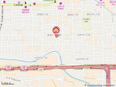 【地図】ユーミーつばき