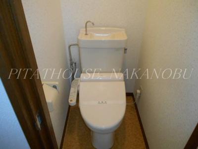 【トイレ】メゾン富士