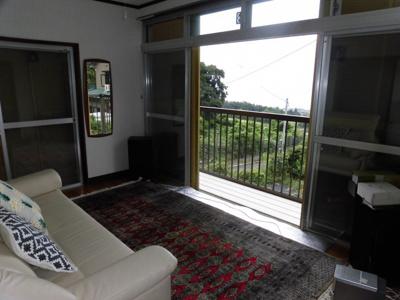 2階北側洋室屋6帖 琵琶湖眺望部屋
