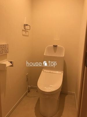 【トイレ】新甲子園マンション