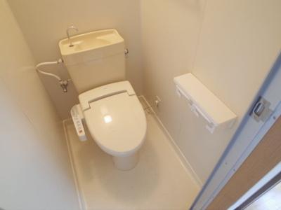 【トイレ】パル住吉