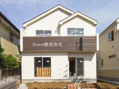 【外観】野田市花井Ⅷ 新築戸建