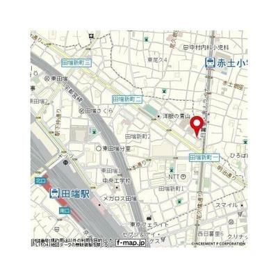 【地図】メゾンオルテ