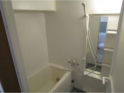 【浴室】プラーズ松が谷