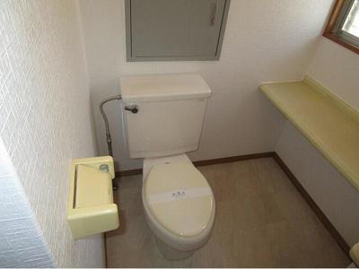【トイレ】プラーズ松が谷