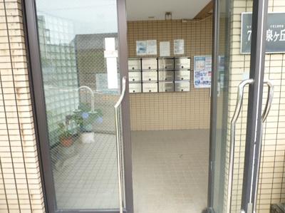 【エントランス】702泉ヶ丘