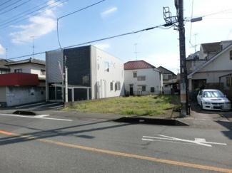 【外観】鴻巣市吹上富士見2丁目の売地
