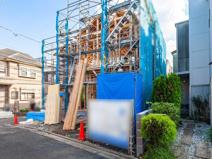 練馬区大泉町3丁目 新築戸建ての画像