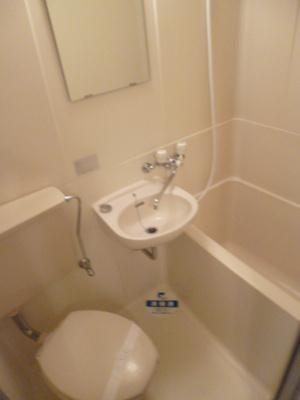 【浴室】スカイコート桜新町