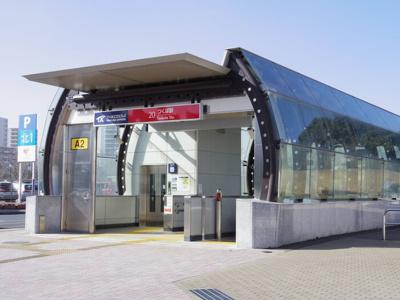 つくばエクスプレス つくば駅 バス所要時間30分 土浦一高バス停 徒歩5分