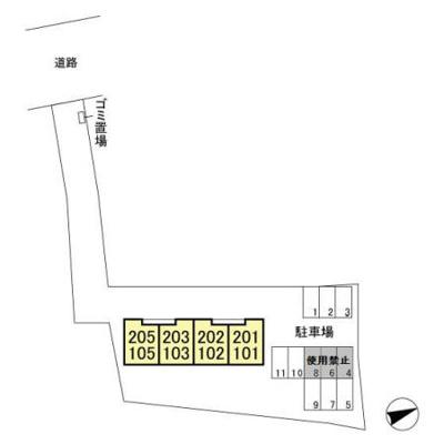 【区画図】アルカンシェル