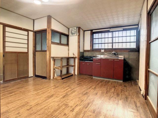 【キッチン】元町P戸建