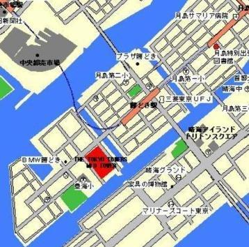 THE TOKYO TOWERS MIDTOWER【ザ・東京タワーズ ミッドタワー】