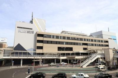 常磐線 土浦駅バス所要時間8分 国立病院入口バス停 徒歩5分