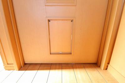 ペット用ドア