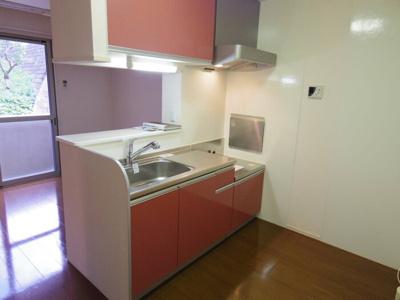カウンターキッチン(浄水器対応型水栓)