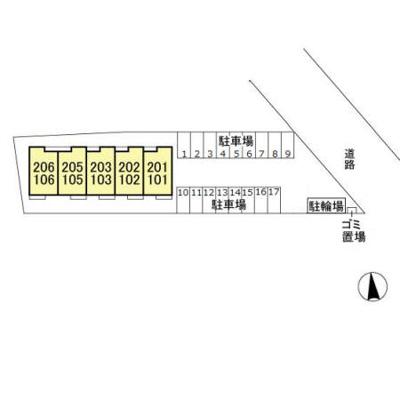 【区画図】ブレポット