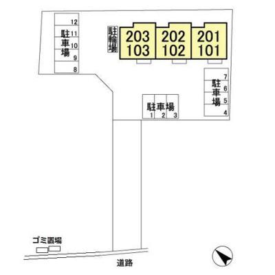 【区画図】フォレスト モア