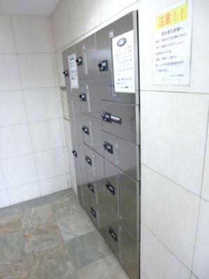 【エントランス】スカイコートヴァンテアン桜上水