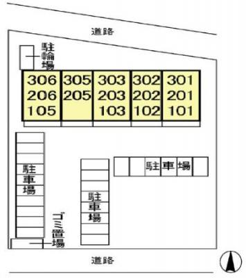 【区画図】N's-Ⅰ