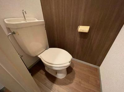 【トイレ】セジュール本多聞