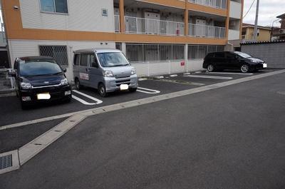 【駐車場】南風WEST