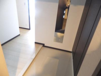 【玄関】GENOVIA三軒茶屋green veil ペット相談 築浅 浴室乾燥機 オートロック