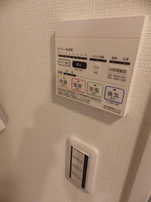 【設備】GENOVIA三軒茶屋green veil ペット相談 築浅 浴室乾燥機 オートロック