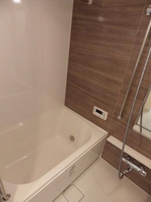 【浴室】GENOVIA三軒茶屋green veil ペット相談 築浅 浴室乾燥機 オートロック