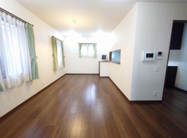 キッチン・ダイニングスペース15.8帖 室内ハウスクリーニング済みです 是非現地にてご見学ください♪♪