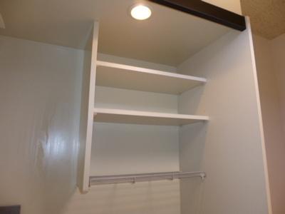 キッチン上棚