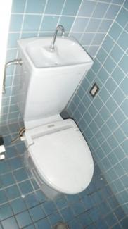 【トイレ】サウスK24ビル