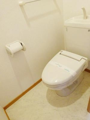 【トイレ】レインツリー