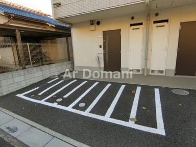 【駐車場】HF松戸